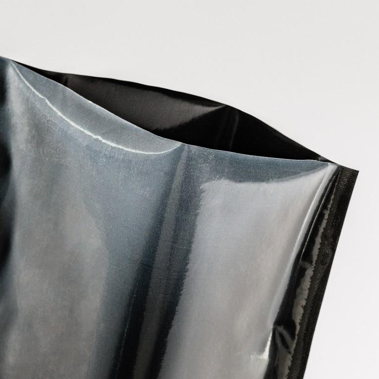 myvac busta liscia sottovuoto, BLACK, 200x300mm