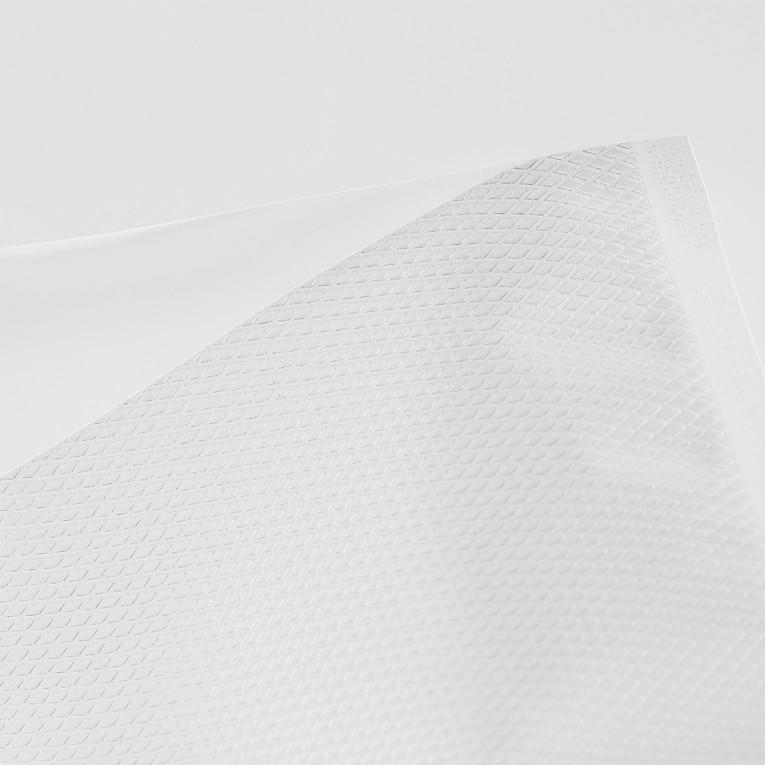 myvac busta sottovuoto goffrata, 100my, 250x400mm